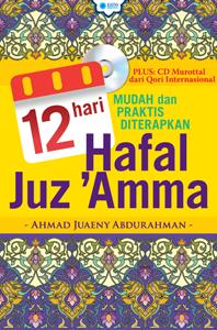 12 HARI HAFAL JUZ'AMMA