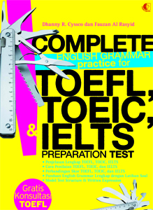 COMPLETE ENGLISH GRAMMAR PRACTICE FOR TOEFL