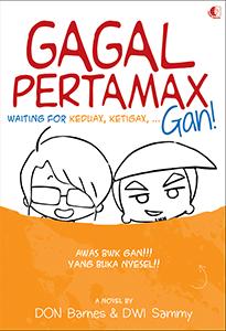 GAGAL PERTAMAX GAN