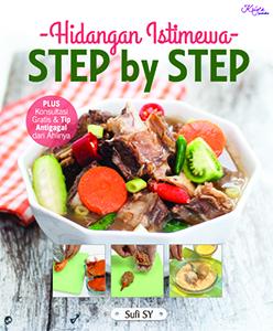 HIDANGAN ISTIMEWA STEP BY STEP
