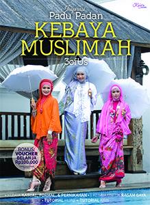 INSPIRASI PADU PADAN KEBAYA MUSLIMAH