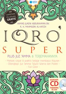 IQRO SUPER + CD