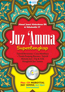 JUZ 'AMMA SUPERLENGKAP + CD