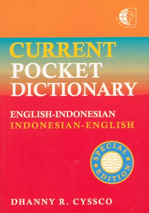 CURRENT POCKET DICTIONARY SPECIAL EDITION