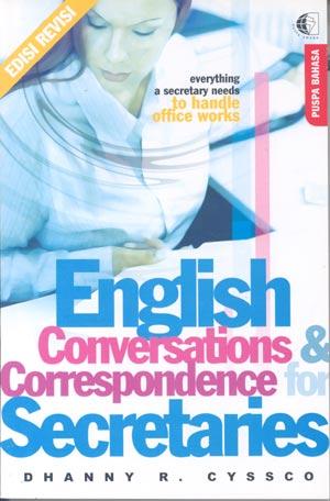 ENGLISH CONVERSATION & CORESPONDENCE FOR SECRETARIES