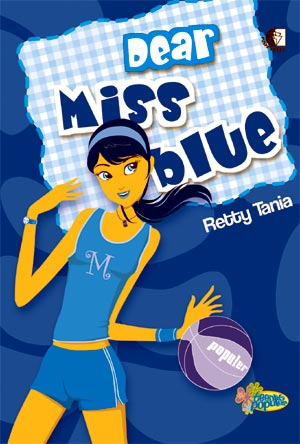 DEAR MISS BLUE