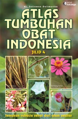 ATLAS TUMBUHAN OBAT INDONESIA 4