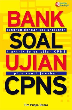 BANK SOAL UJIAN CPNS