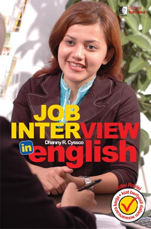 JOB INTERVIEW IN ENGLISH REVISI