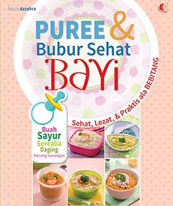 PUREE & BUBUR SEHAT BAYI