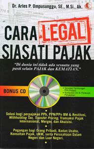 CARA LEGAL SIASATI PAJAK