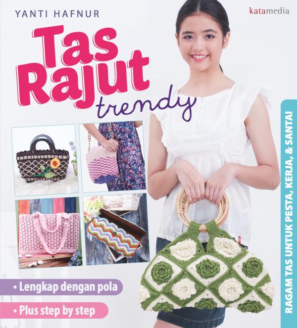 Tas Rajut Trendy Cover Depan