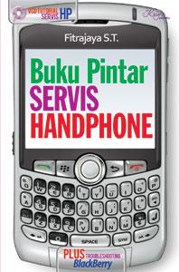 BUKU PINTAR SERVIS HP PLUS CD