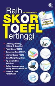 RAIH SKOR TOEFL TERTINGGI