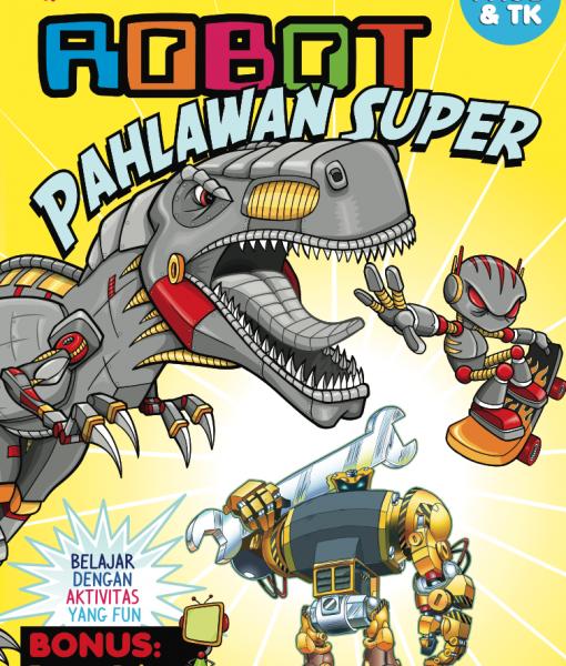 Robot Pahlawan Super_