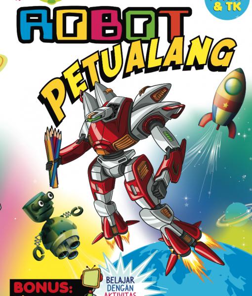 Robot Petualang_