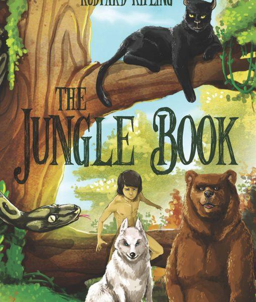 cvr depan the jungle book#1