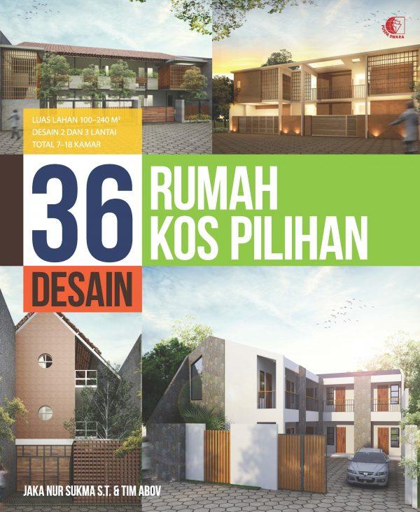 cvr dpn 36 desain rumah kos