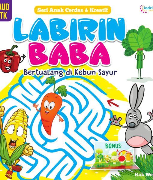 Labirin Baba Cover 1Depan