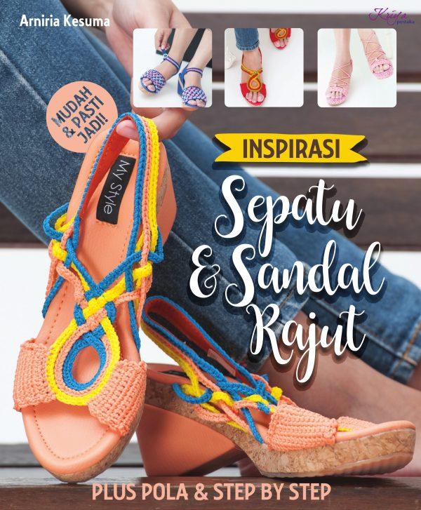 inspirasi sepatu rajut cover 1 Depan