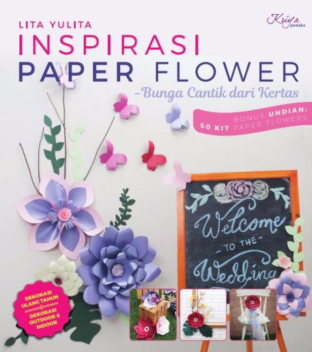 Inspirasi Paper Flower Front