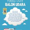 HAPPY DUCK BALON UDARA cvr 2