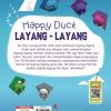 HAPPY DUCK LAYANG-LAYANG cvr 2