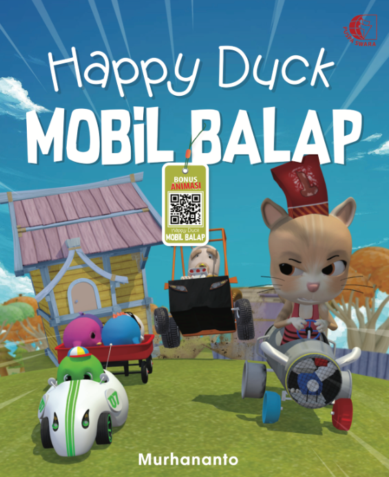 HAPPY DUCK MOBIL BALAP cvr