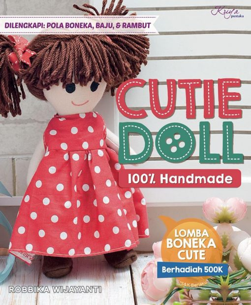 Cutie Doll Cover Depan – Copy